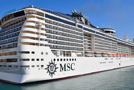 Après 7 ans d'absence, retour de la compagnie suisse MSC en 2022