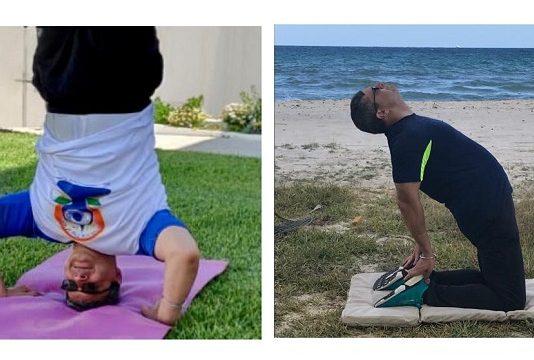 Journée Internationale du Yoga 2021 : « Le Yoga pour le Bien-être » … Par son excellence l'Ambassadeur de l'Inde à Tunis, M. Puneet R. Kundal