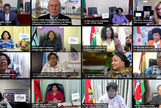 La Fondation Merck appelle à l'action avec 13 Premières Dames Africaines et 27 Ministres pour renforcer les capacités des soins de santé et briser la stigmatisation liée à l'infertilité
