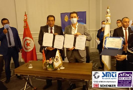 La SMTI obtient le statut d'opérateur économique agréé délivré par la Douane Tunisienne