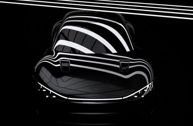 VISION EQXX : efficace et sexy, ce concept Mercedes de voiture électrique serait doté d'une autonomie de 1000km