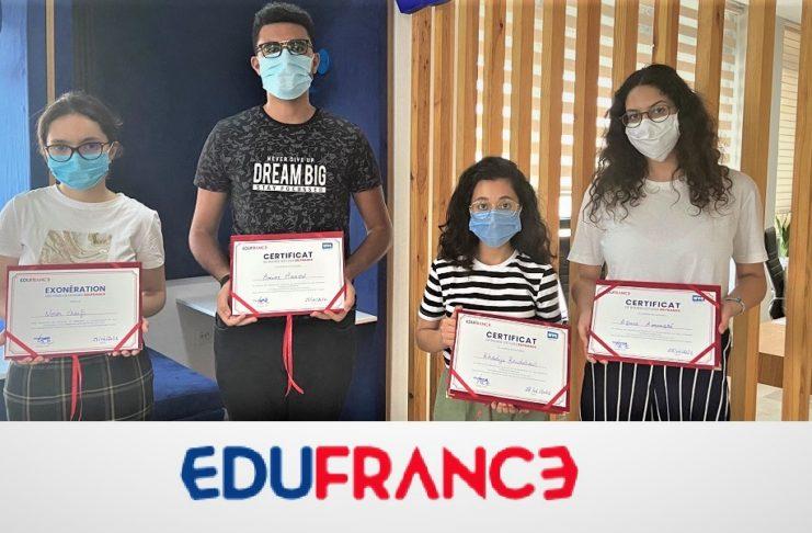 Bourses d'études en France : Edufrance réalise les rêves de jeunes étudiants tunisiens souhaitant continuer leurs études en France