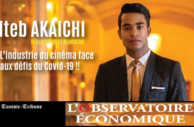 Iteb Akaichi fait la une de L'Observatoire Économique