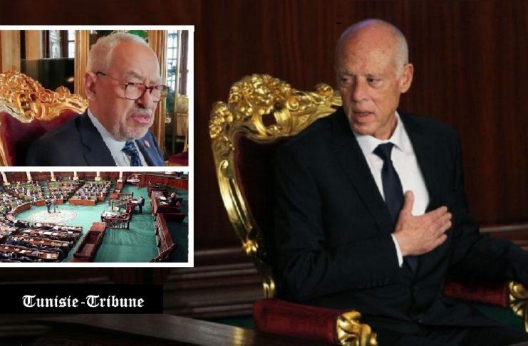 Kais Saïed annule tous les privilèges accordés à Rached Ghannouchi...