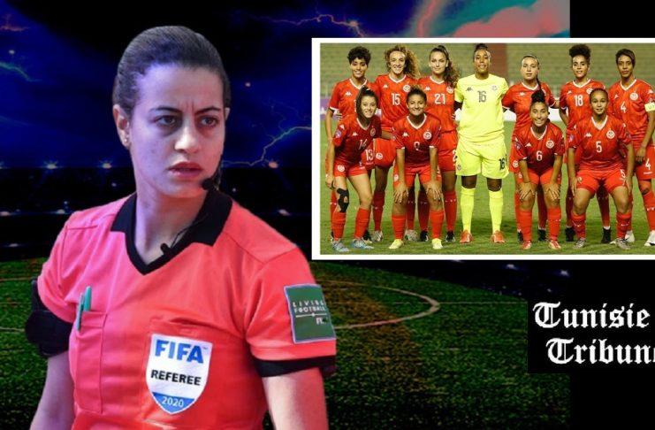 Coupe Arabe Féminine de Football : l'égyptienne Chahinda Maghrebi arbitrera le match Tunisie-Jordanie (au Caire)