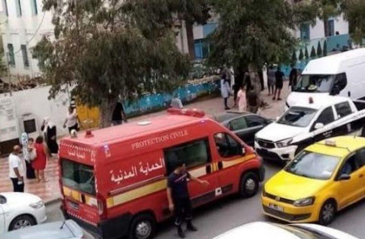 Effondrement de toit : Fermeture de l'école primaire Habib Bourguiba au Kram
