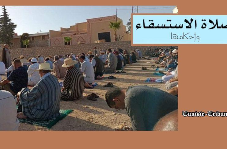 [صلاة الاستسقاء]: à Tataouine, une Prière pour obtenir de la pluie et conjurer la sècheresse