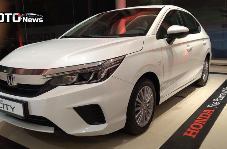 La Nouvelle HondaCity 2021 débarque en Tunisie pour une expérience inédite... Une berline avec 3 finitions