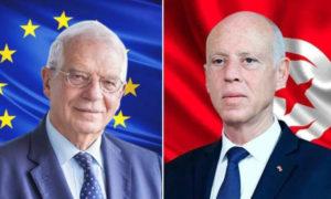 Entretien téléphonie entre Kais Saïed et Josep Borell: La version de la Tunisie VS celle de l'UE !