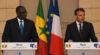 JO-2024 : le président Macron défend à Lausanne la candidature de Paris