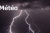 Alerte météo : Pluies localement intenses et des vents forts sont attendus sous orages