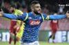 """UEFA Champions' League (2e J) : un Lorenzo Insigne, """"insane"""" face à Liverpool menant les Napolitains à la victoire, en brillant de mille feux"""