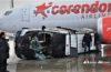 L'Aéroport d'Antalya (Turquie) dévasté par une puissante tornade, 12 blessés, un Arbus, un Boing et un hélico endommagés (vidéo impressionnante)
